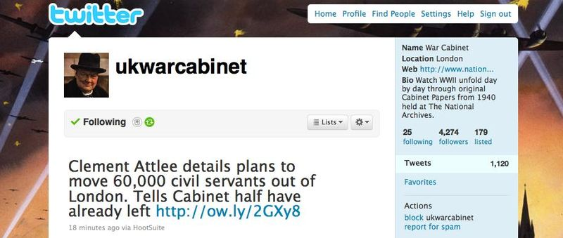 War Cabinet (ukwarcabinet) on Twitter_1285013970917